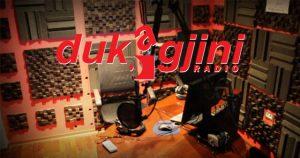 Radio Dukagjini website